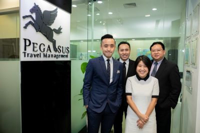 Pegasus' Management Team