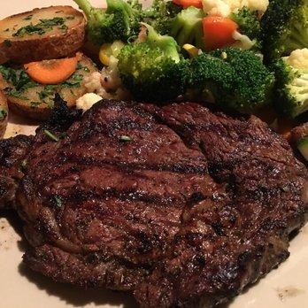 Seafood & Steak