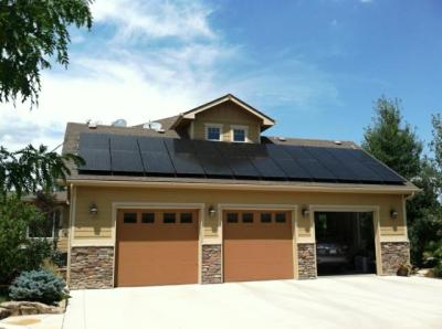 Residential Solar Installation in Colorado