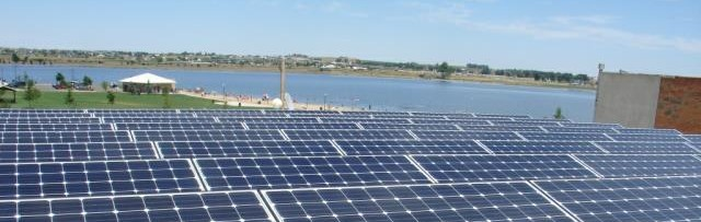 Commercial Solar Installation in Colorado