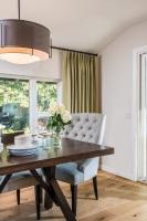 Fiorito Interior Design, interior design, remodel, kitchen, dining table