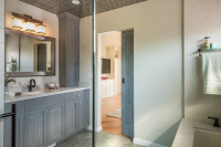 Fiorito Interior Design, interior design, remodel, master bathroom, vanity, tub