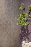 Fiorito Interior Design, interior design, remodel, master bathroom, modern, water closet, mineral wallpaper