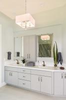 Fiorito Interior Design, interior design, remodel, master bathroom, modern, contemporary, custom vanity