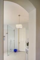 Fiorito Interior Design, interior design, remodel, master bathroom, modern, contemporary, walk-in shower