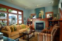 Fiorito Interior Design, interior design, remodel, living room, ethnic, eclectic, sofa, chairs, fireplace, Craftsman
