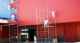 Choosing the Right Commercial Painting Contractor
