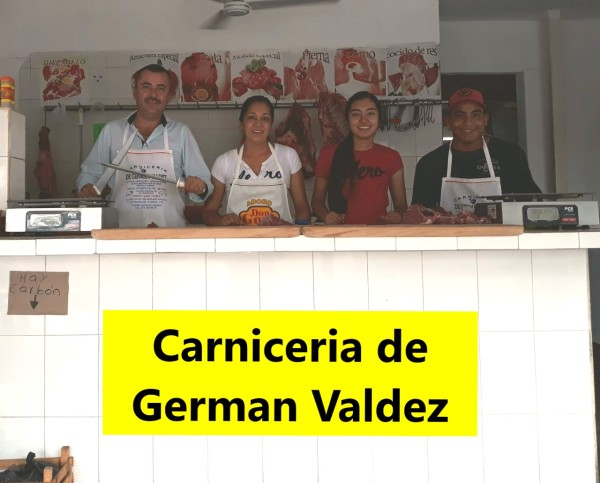 Carniceria de German Valdez