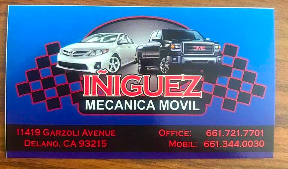 Iñigues Mecanica Movil