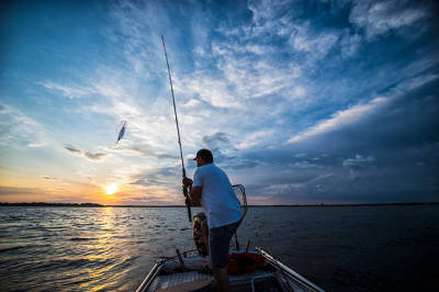 The Best Columbia River Salmon Fishing Guide