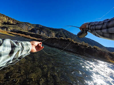 The Salmon River Fishing Guides and Their Services