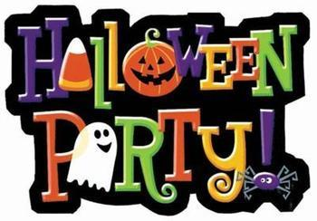 YOUTH HALLOWEEN PARTY  - SUNDAY OCTOBER 21st @ 5:30