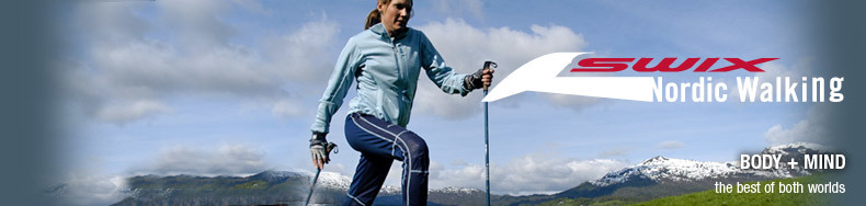 SWIX Nordic Walking Poles USA
