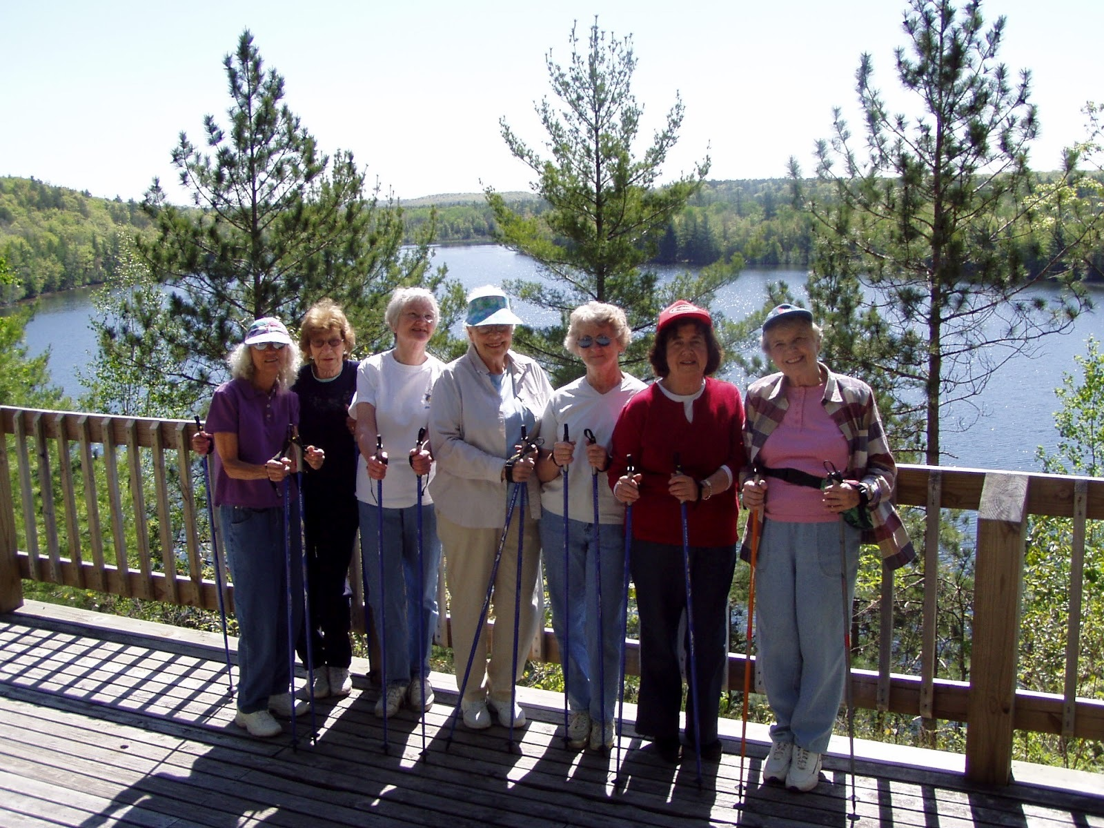 Nordic Walking Seniors