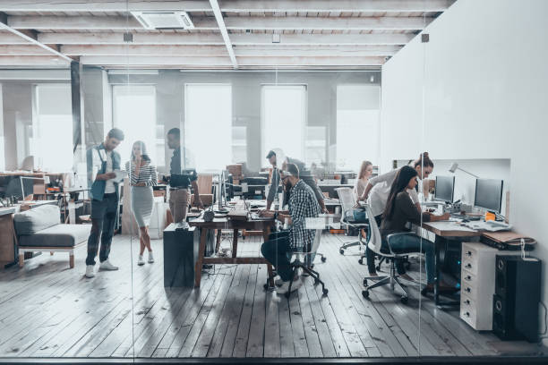 The Benefits of Coworking Office Spaces