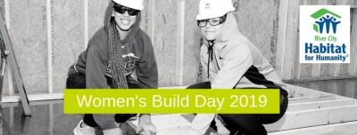 Women's Build Day 2019