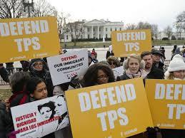 Federal Judge Temporarily Blocks Government From Ending TPS