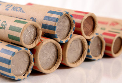 Home Coin Rolls