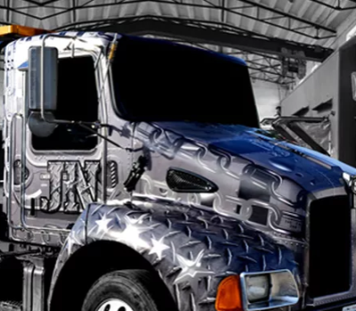The Business Benefits of a Vehicle Wrap