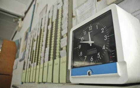 Online Employee Time Clocks