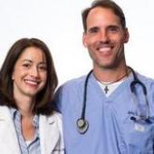 Drs. Jennifer and John Hurd DVM