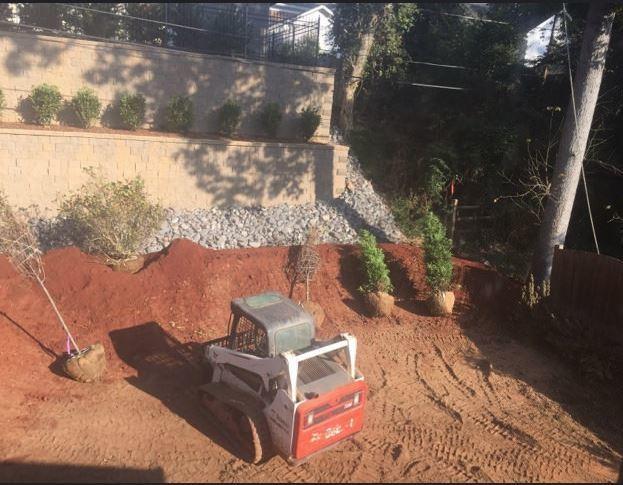 Planting/Landscape Installation