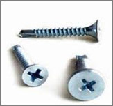 TEK Screws Phillips Flat Head Self-Drilling