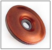 Neoprene Bonded Seal Washer Copper