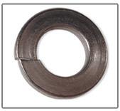 Split Locking Washers Zinc Plated