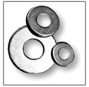Flat Pressure Sealing Washers Zinc Plated