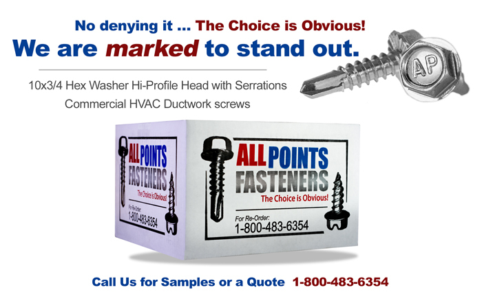 All points Fasteners Ad