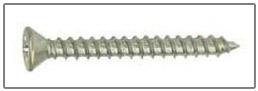 Phillips Flat Head Type A & A/B Screw