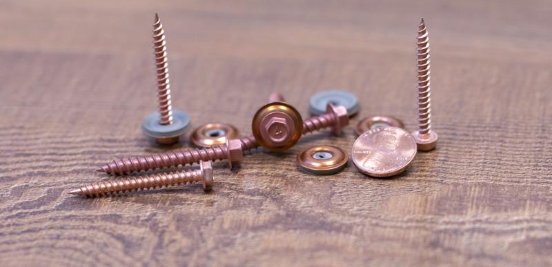 How to Install Gutter Screws