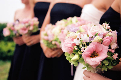 How to Choose the Best Bridesmaids Dresses