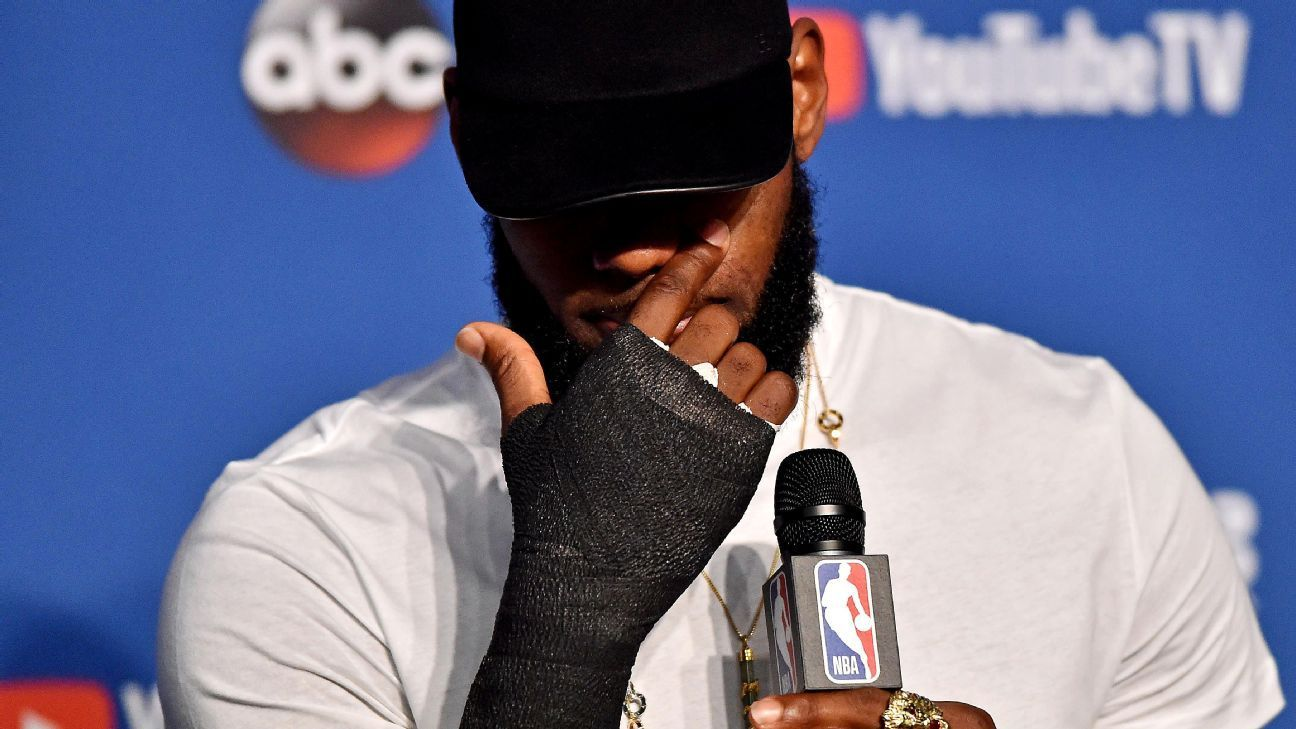 LeBron's Self-Inflicted Injury: How are these Workers Compensation Cases decided?
