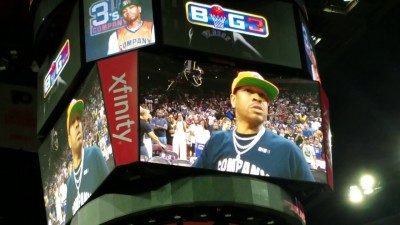 Big 3 Professional Basketball: Working through Injuries