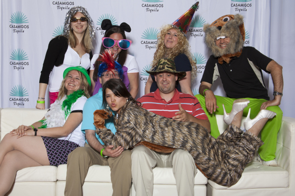 Business Awards Event Photobooth