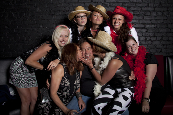 Corporate Annual Party Photobooth