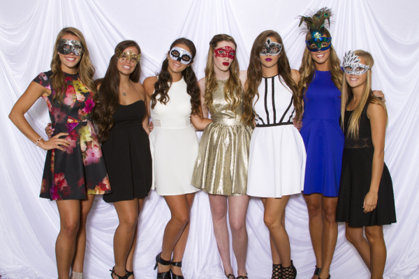 Sweet 16 Party Photobooth