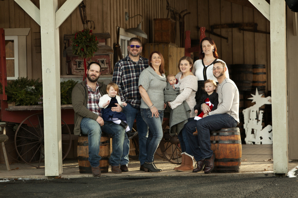 Western Style Family Portraits
