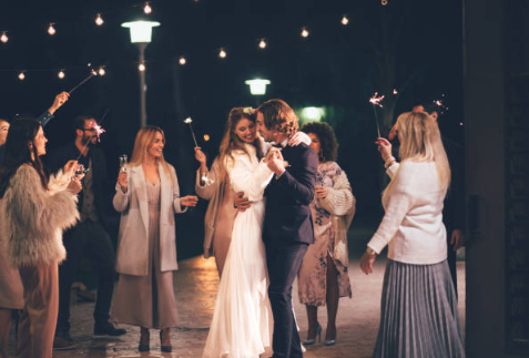 Lighting Up Your Special Occasion With Wedding Sparklers