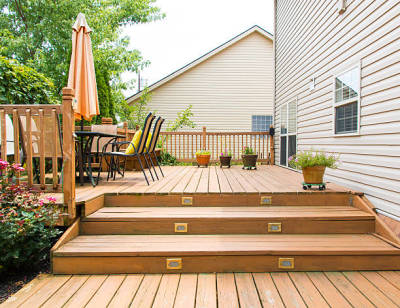Building a Deck - Things to Consider When Utilizing Softwood Species