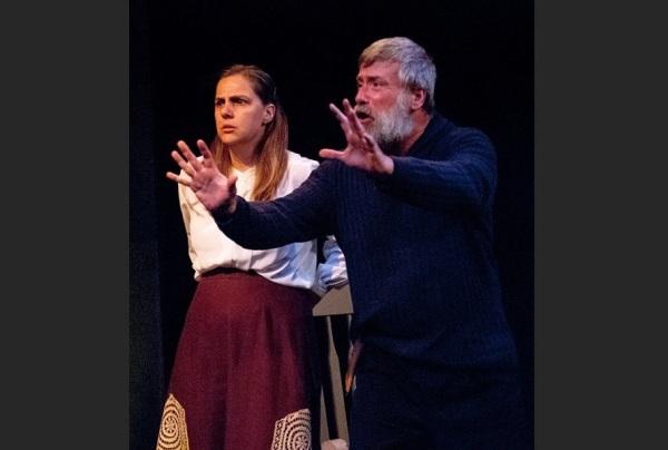 As Chris Christopherson in ANNA CHRISTIE | Photo: Scott Ragle