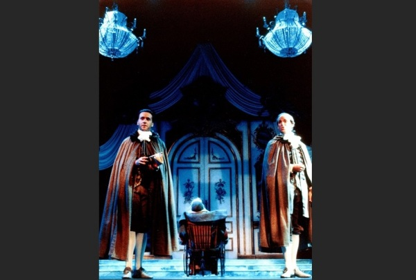 As a Venticello in AMADEUS | Photo: Ted Macke