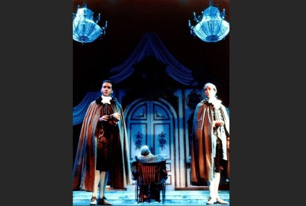 Geoff Fiorito, actor, stage, play, Amadeus