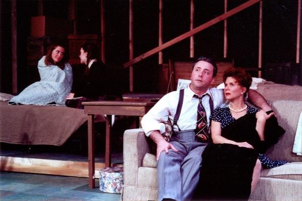 As Mr. Van Daan in THE DIARY OF ANNE FRANK | Photo: Wilson Graham