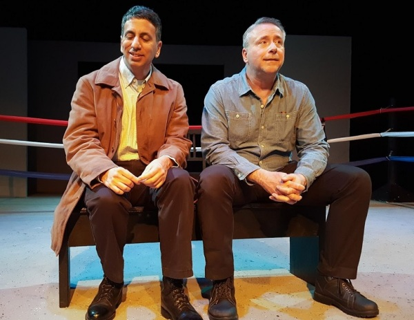 Geoff Fiorito, actor, stage, play, A View From The Bridge