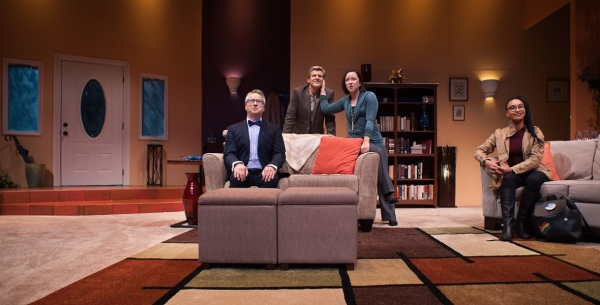 Geoff Fiorito, actor, stage, play, The Book Club Play