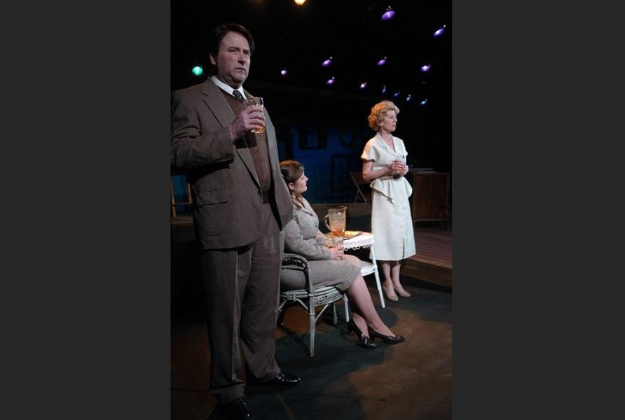 As Alan Turing in BREAKING THE CODE | Photo: Joyce Goldschmid