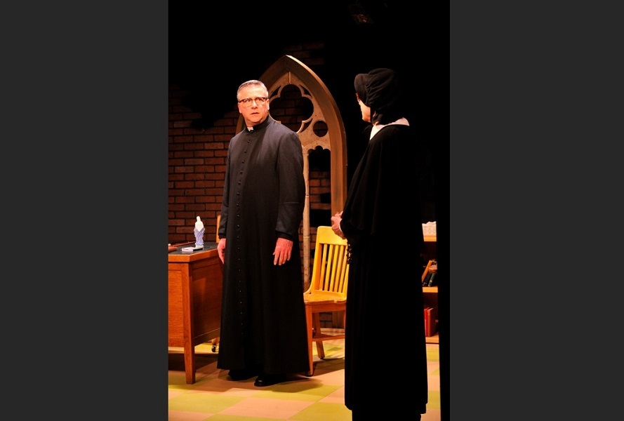 As Father Flynn in DOUBT, A PARABLE | Photo: Joyce Goldschmid